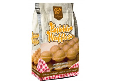 Bubble Waffle ready mix powder - 8 kg. box