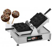 Professional 'Twist Pop Waffle' maker - brand new