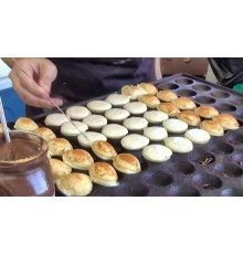 BUSINESS IDEAS: Poffertjes dutch mini pancakes