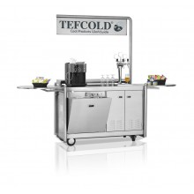 Mobile coffee trolley - brand new